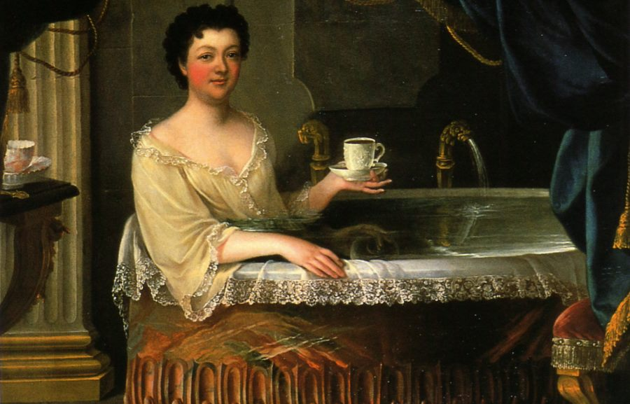 Bathtime after writing in the first person