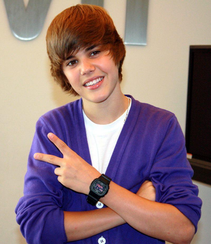 Short Justin Bieber biography