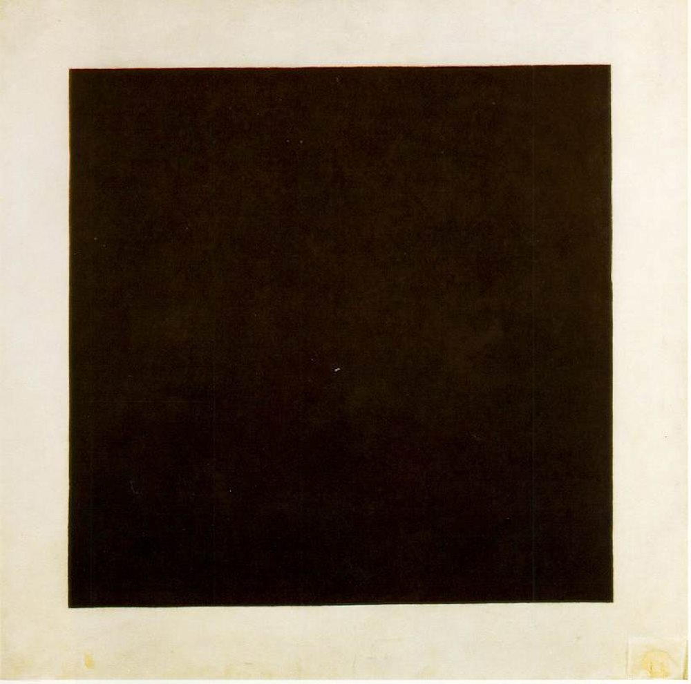 Kazimir Malevich Black Square meaning explained
