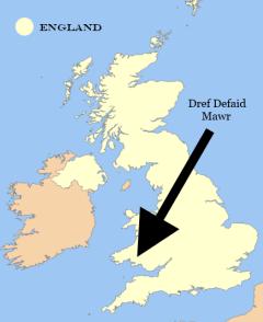 Dref Defaid Mawr