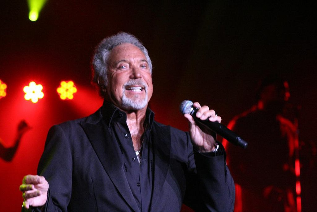Is Tom Jones black or white?