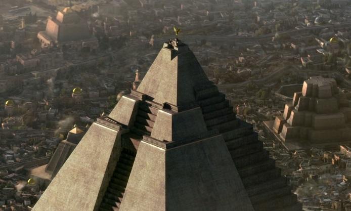 Meereen Pyramid