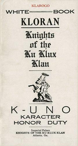 KKK Kloran
