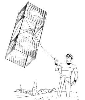 Different types of kites: Cellular