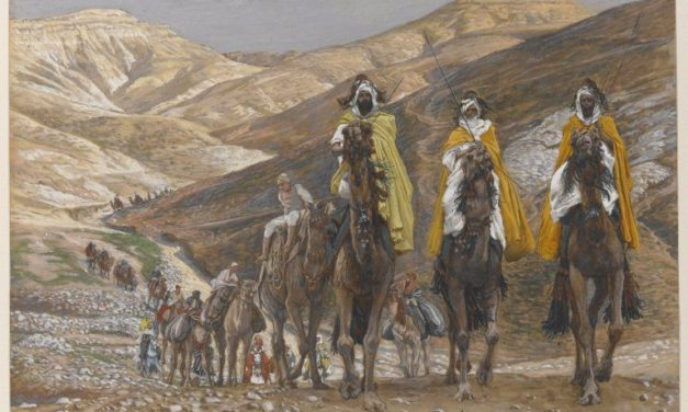 Who Were the Three Wise Men?