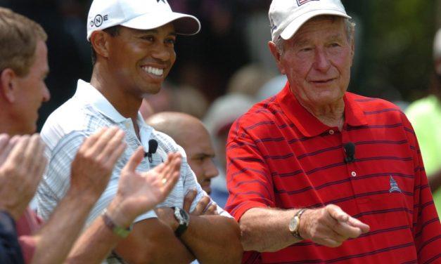 Is Tiger Woods Black?