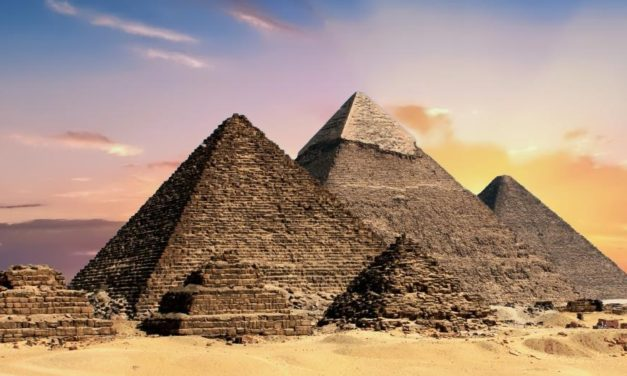 Are the Pyramids Really Machines – And Who Built Them?